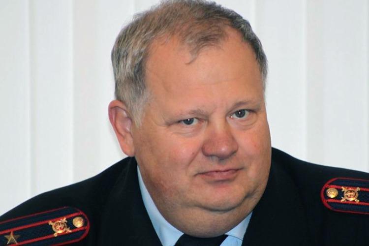 От коронавируса умер бывший начальник областной ГИБДД Павел Алексеевич Рогов