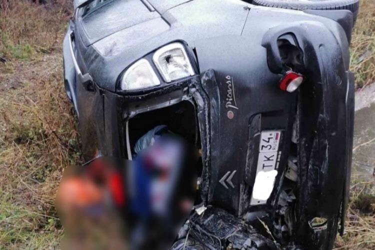 В жутком ДТП под Хвалынском погибло сразу трое