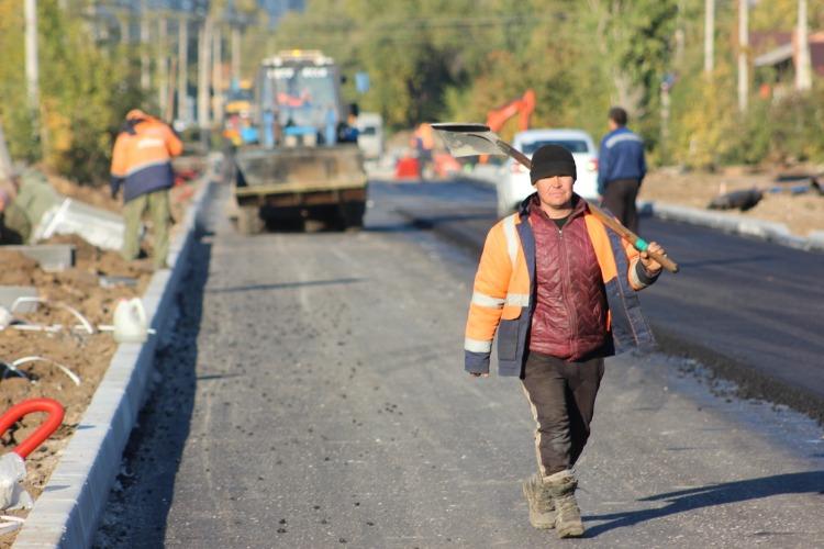 Сегодня Балаково не получил обещанную дорогу на Братьев Захаровых