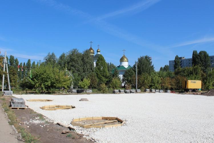Православные предлагают переназвать еще не достроенный Центральный парк в Балаково
