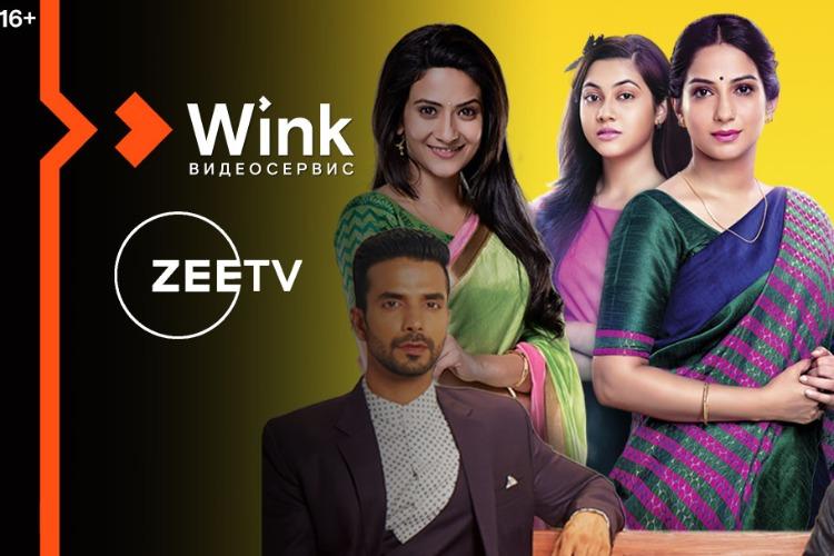 В видеосервисе Wink появилась коллекция новейших индийских фильмов