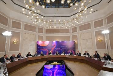 Гендиректор ФосАгро Андрей Гурьев принял участие в открытии Международного года Периодической таблицы химических элементов в России