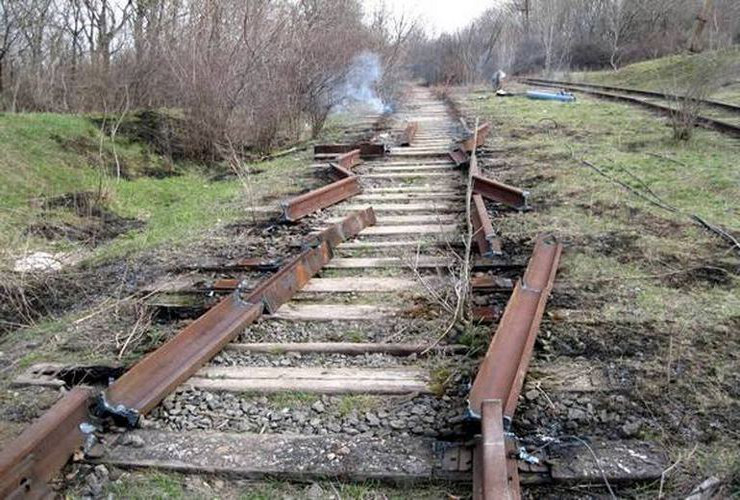 Молодой рецидивист опустошил железную дорогу