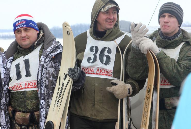 Охотничий биатлон – наш яркий прощальный привет зиме