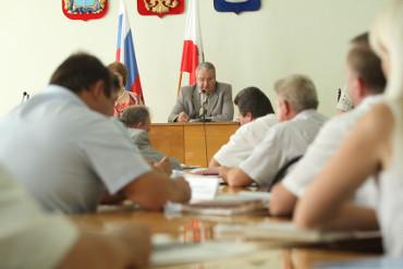 Хроника пикирующего парламентаризма в Балакове: С широко закрытыми глазами и поднятыми руками