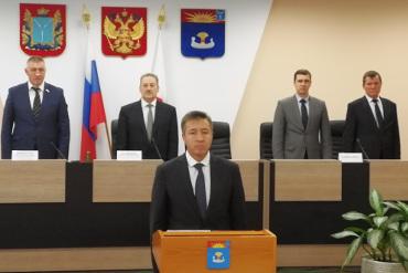 Открыто и единогласно. Александр Соловьев избран главой Балаковского района