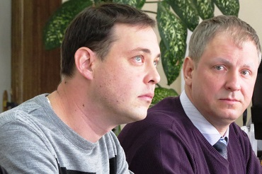 В суд - с беременной супругой. Алексею Панагушину  показания по делу Шалабанова дались нелегко