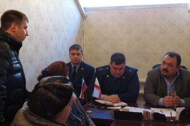 "Прокуратура - протестующим дольщикам: ""Нам самим многое неясно"". Видео"