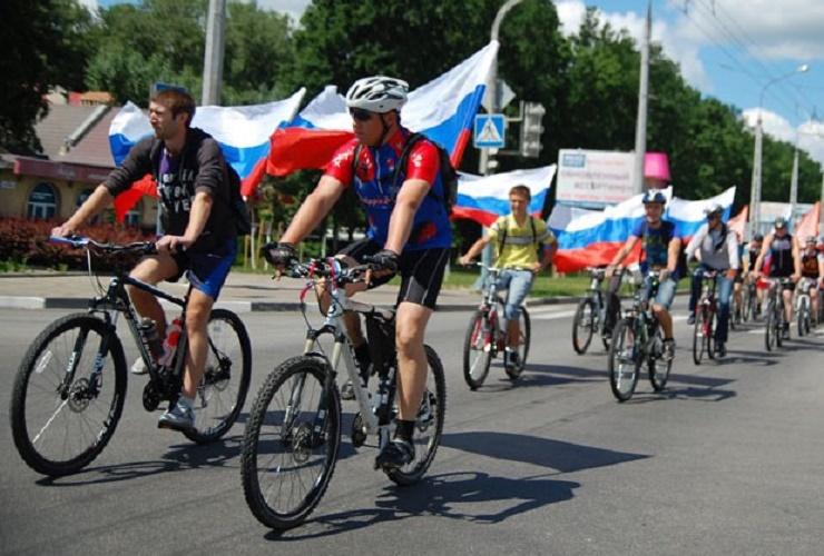 Приходи на велосипедное многоборье