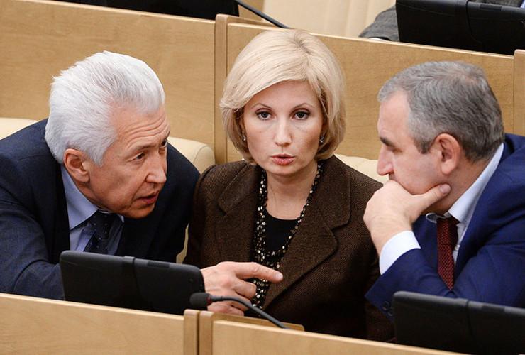 Пенсионные страсти. От чего отказалась Ольга Баталина и другие депутаты-доброхоты
