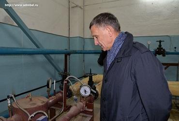 Чепрасов будет хлопотать в Москве по старому балаковскому водоводу