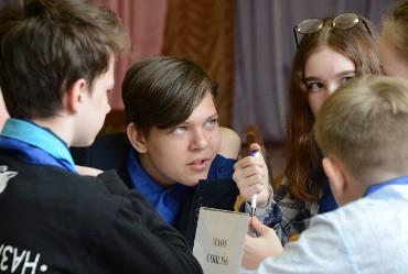 Сразу 11 школ города приняли участие в викторине «Что? Где? Когда?» на Балаковской АЭС