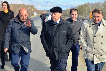Козырные госзаказы на дорожное строительство снова у клана Киракосянов