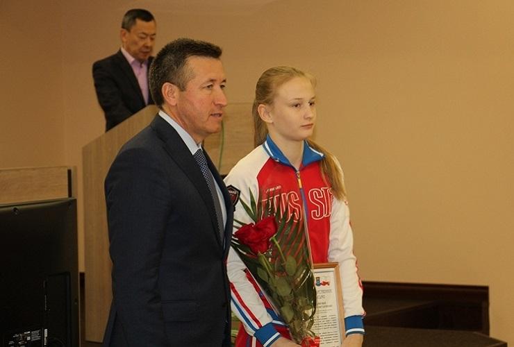 Глафира Борисова отличилась на Кубке Европы