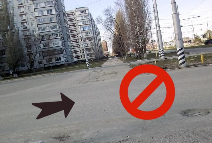 13-летний велосипедист просит установить пешеходку в 7-м микрорайоне