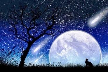 Луна влияет на твою судьбу