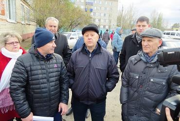 Губернатор Радаев о балаковском спорте: «У Вас тут все плесенью покрылось»