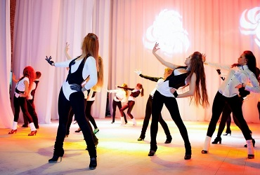 Время викторин от газеты Суть: Dance Line