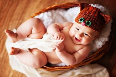 Названы самые популярные и редкие имена для младенцев