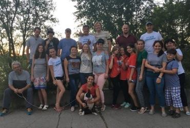 Волонтеры очистили Набережную от мусора