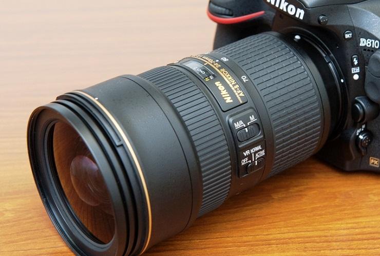 На аукционе предложили 384 тысячи за фотоаппарат для пресс-службы губернатора