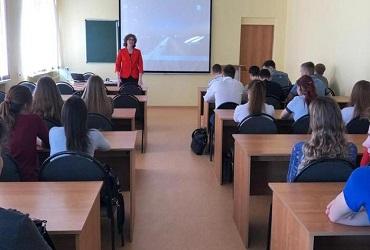 Студентов обучили искусству трудоустройства