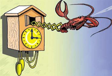 Как сверять часы с вечно отстающим капремонтом