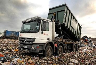 Наталья Караман раскрыла провальность вывоза мусора спецпредставителю Президента