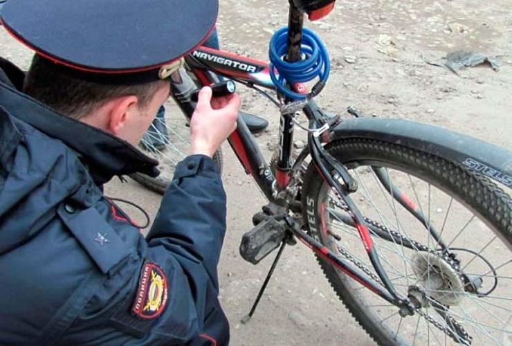 Подросток украл велосипед и признался в содеянном