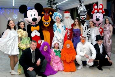 Балаковская АЭС подарила детям новогоднее путешествие