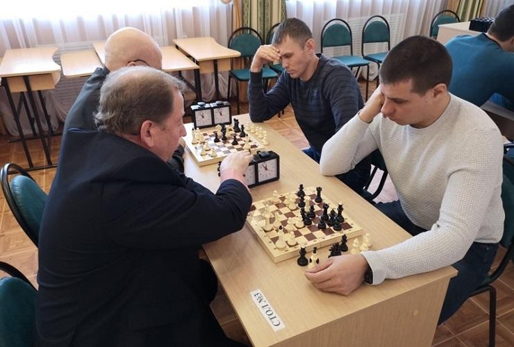 Боевое братство стало лучшим в шахматах