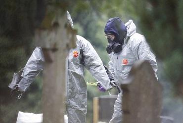 Опубликовано видео подозреваемых в отравлении Скрипалей