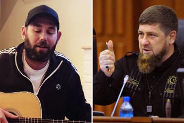 «В его песне моя команда проиграла. Это непорядок». Кадыров отписался на сатирическую песню Слепакова про сборную России по футболу. Видео