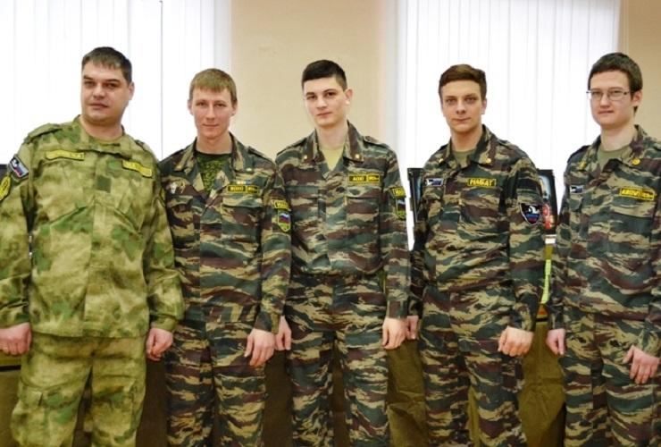 Балаковский Набат принял участие в закрытии Вахты Памяти