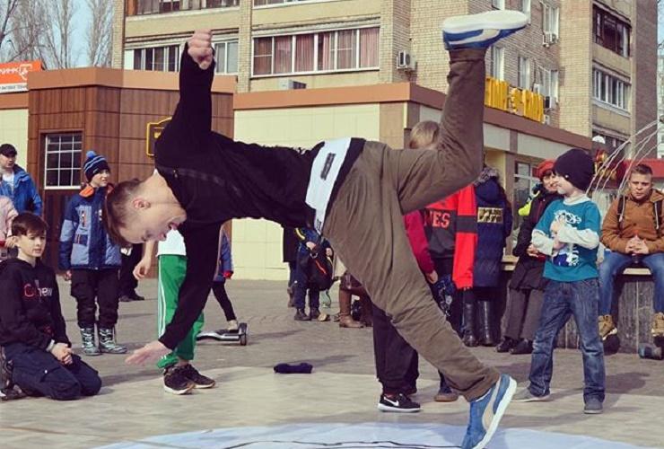 Уличных танцоров приглашают на межрегиональный батл
