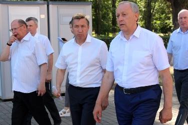 Валерий Радаев - о перспективе завода в Горном: Это не повод для самопиара