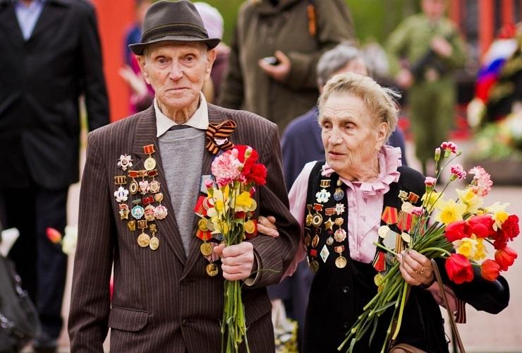 Самые искренние пожелания ветеранам Великой Отечественной войны