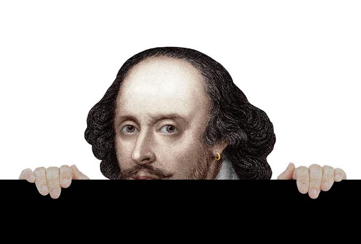 Спеши попасть в поэтический театр Шекспира