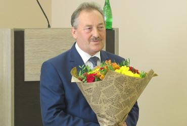 Районное собрание снова доверили возглавить Константину Кузнецову