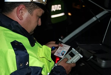 Пьяного вольчанина задержали в Балакове в День трезвости