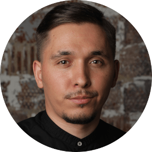 Алексей Евдокимов, соучредитель Поэзии