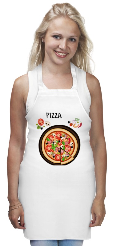 Printio Фартук Итальянская пицца