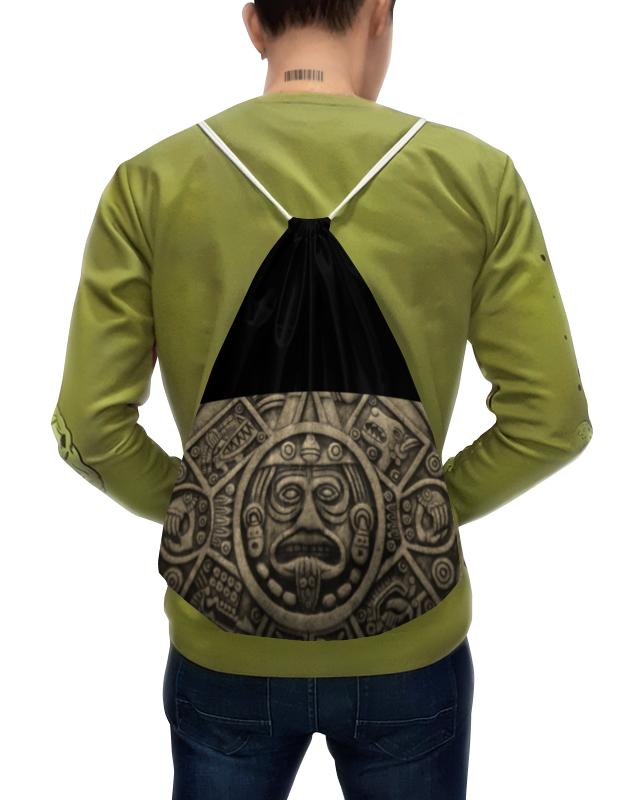 Printio Рюкзак-мешок с полной запечаткой Этно-рюкзак printio рюкзак мешок с полной запечаткой forest dreams pattern