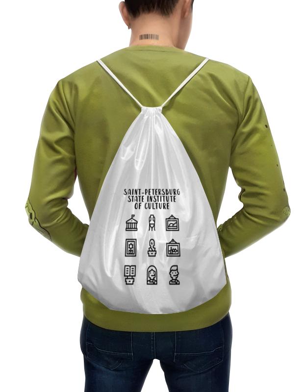 Printio Рюкзак-мешок с полной запечаткой Мешок специальности printio рюкзак мешок с полной запечаткой forest dreams pattern