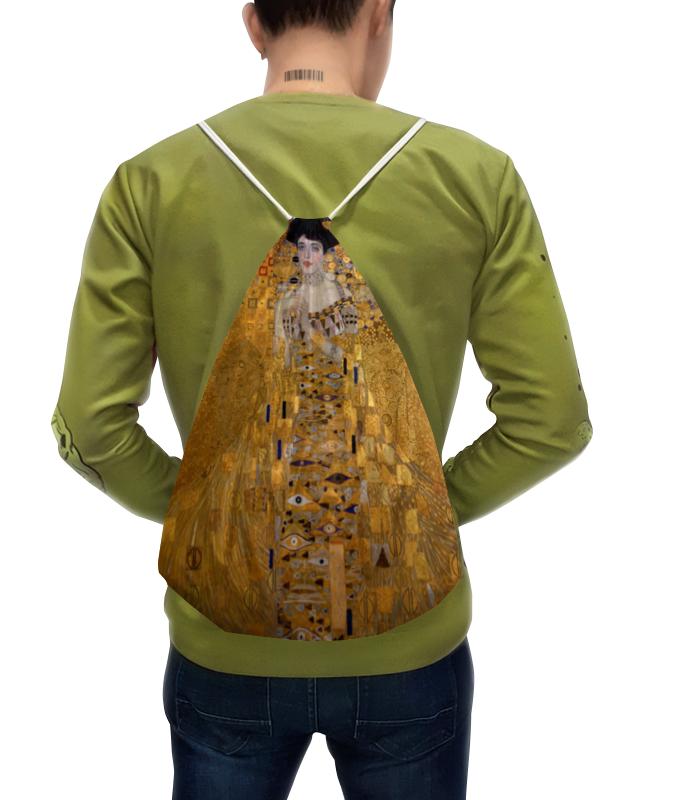 Printio Рюкзак-мешок с полной запечаткой Портрет адели блох-бауэр i (густав климт)