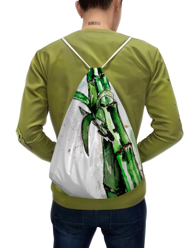 Фото - Printio Рюкзак-мешок с полной запечаткой Лови дзен футболка классическая printio football baymax