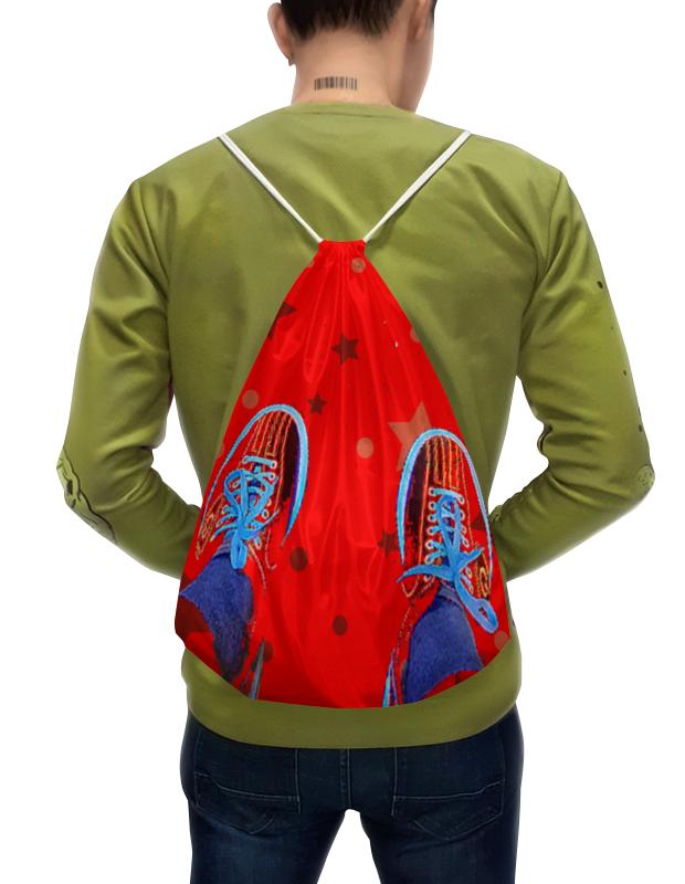 Фото - Printio Рюкзак-мешок с полной запечаткой I love bowling. printio сумка i love bowling