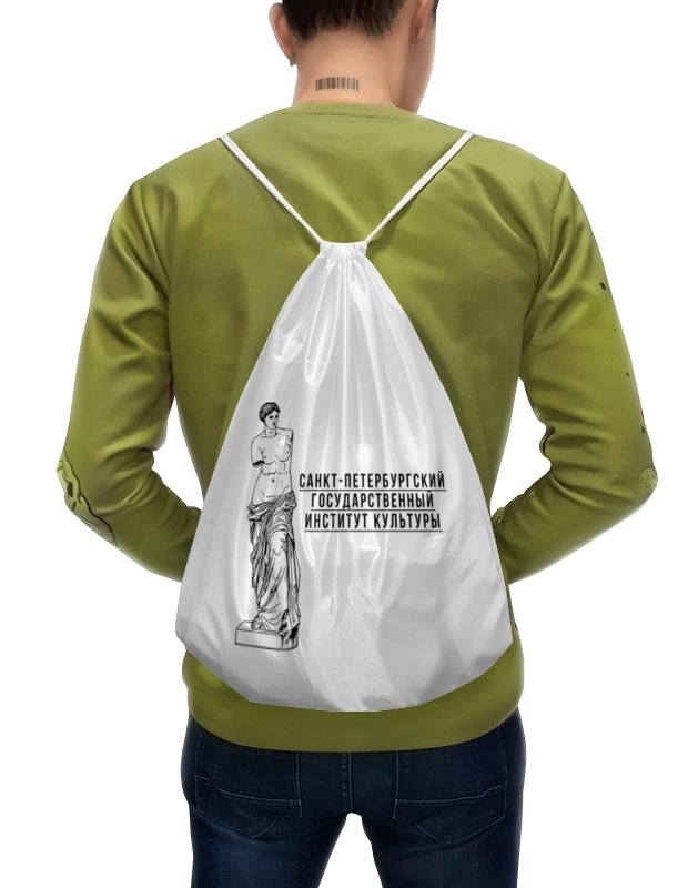 Printio Рюкзак-мешок с полной запечаткой Мешок венера. black & white printio рюкзак мешок с полной запечаткой forest dreams pattern