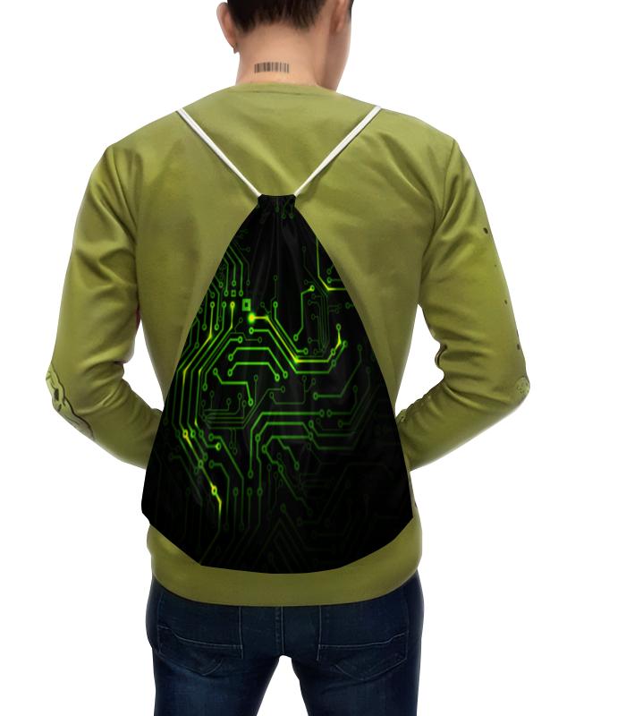Printio Рюкзак-мешок с полной запечаткой Компьютеры