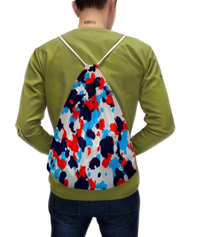Фото - Printio Рюкзак-мешок с полной запечаткой Яркие краски printio рюкзак мешок с полной запечаткой сине красные краски